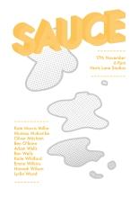 sauce poster SPLODGE