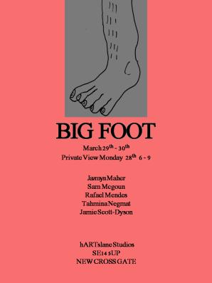 BIG FOOT CHANGED