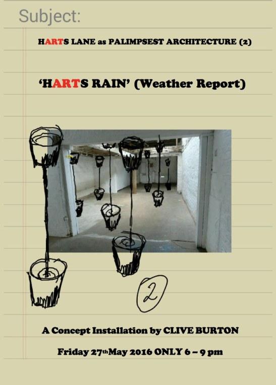 harts rain