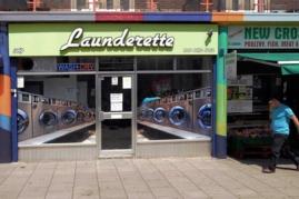 Artmongers 'Launderette'