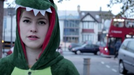 Beatrix Joyce 'The Dragon of New Cross' 2