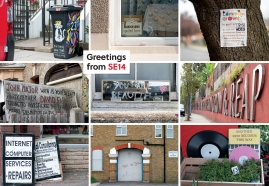 Britta Giersche 'Greetings from SE14'
