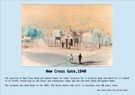 Cristiana Bottigella 'New Cross Gate 1940'