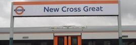 Jo Dromey 'New Cross Great'