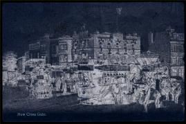 Vanja Karas 'New Cross Postcard'